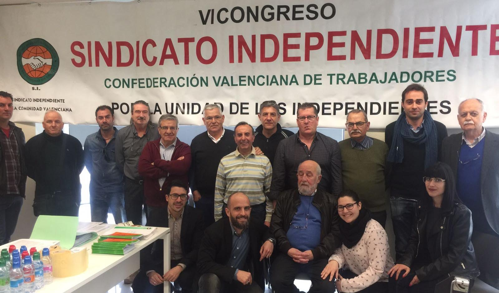 VI Congreso del Sindicato Independiente